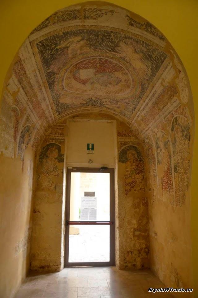 kaplica wkorytarzu