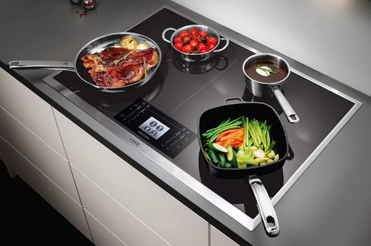 công dụng của bếp từ mang lại hiệu xuất cao