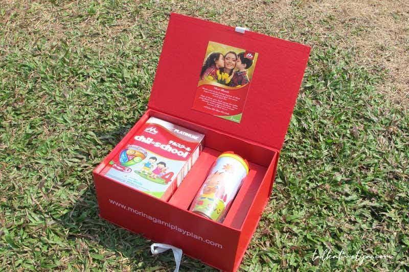Susu pertumbuhan anak morinaga Chil School Platinum