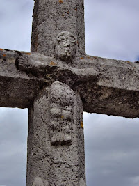 Une croix ancienne à la Batie