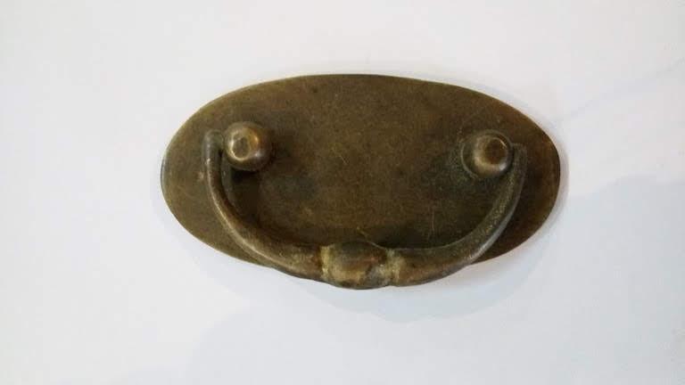 Ovale Handle