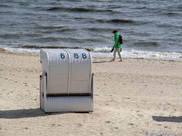 Strandspaziergang auf Föhr