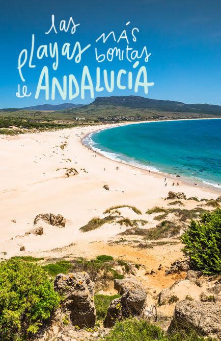 playas más bonitas de Andalucia
