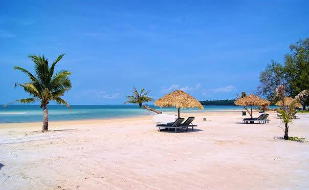 Pagoda Beach