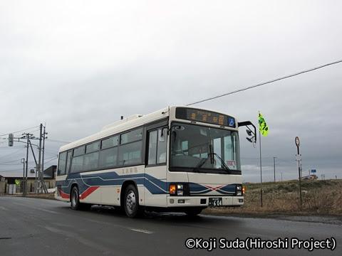 沿岸バス「31 サロベツ線」 ・604 稚咲内第2_06