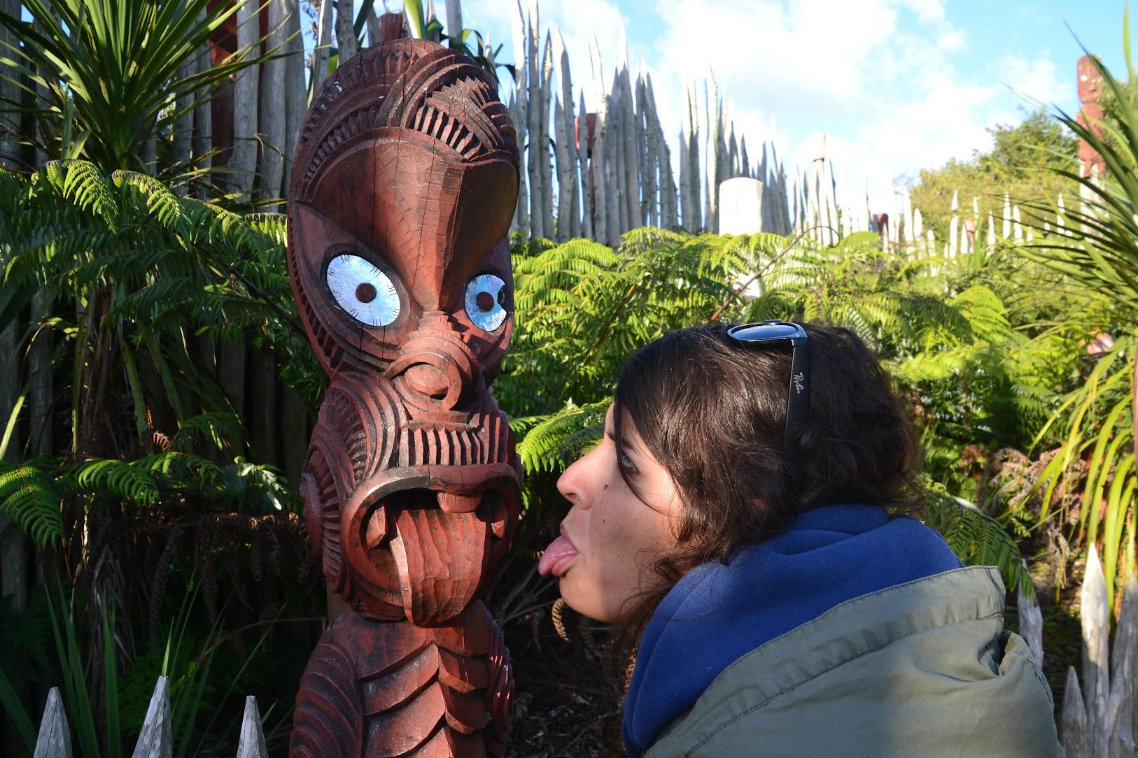 maorí