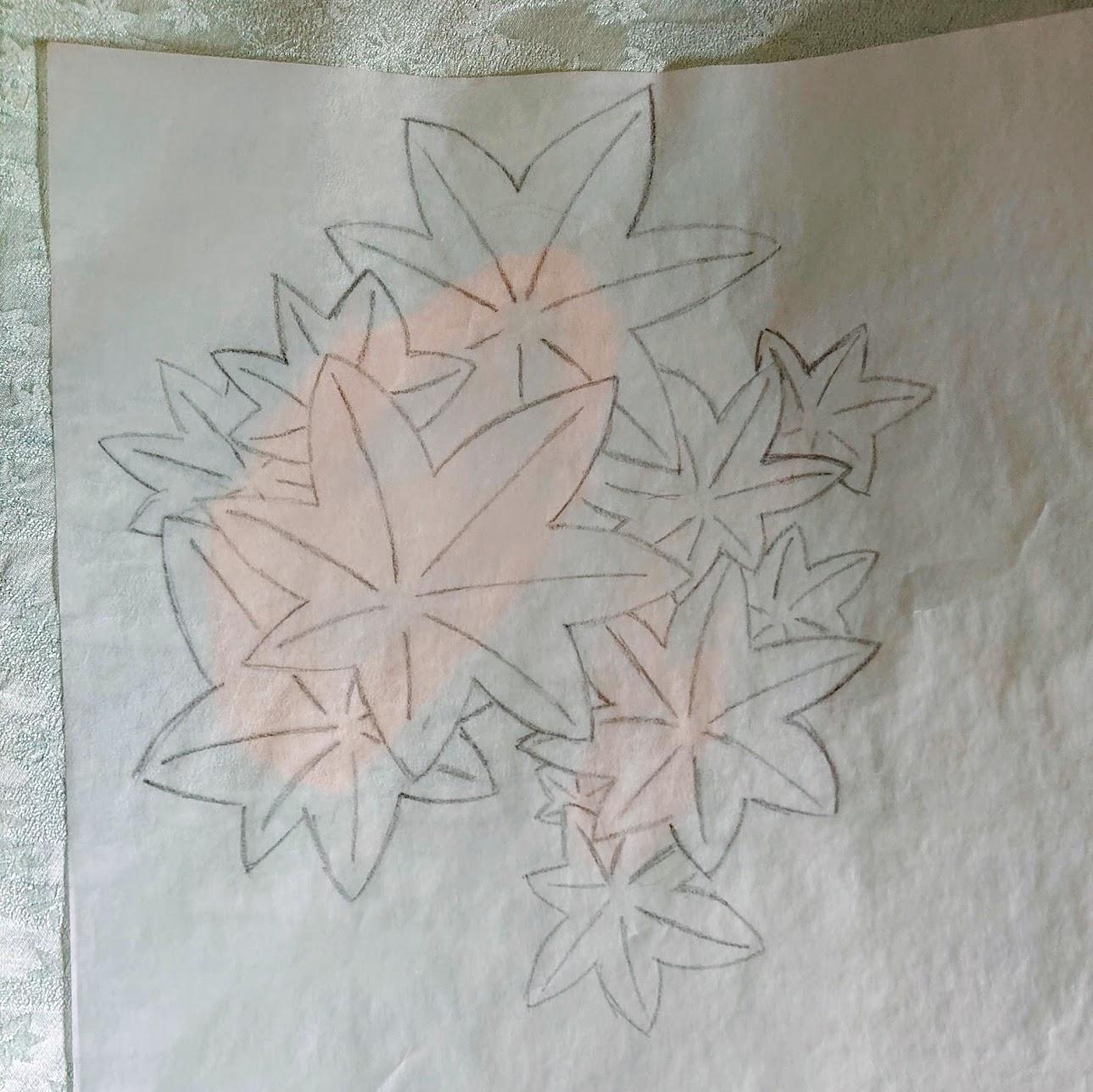 Hand Embroidery Fix on Kimono | FAFAFOOM.COM