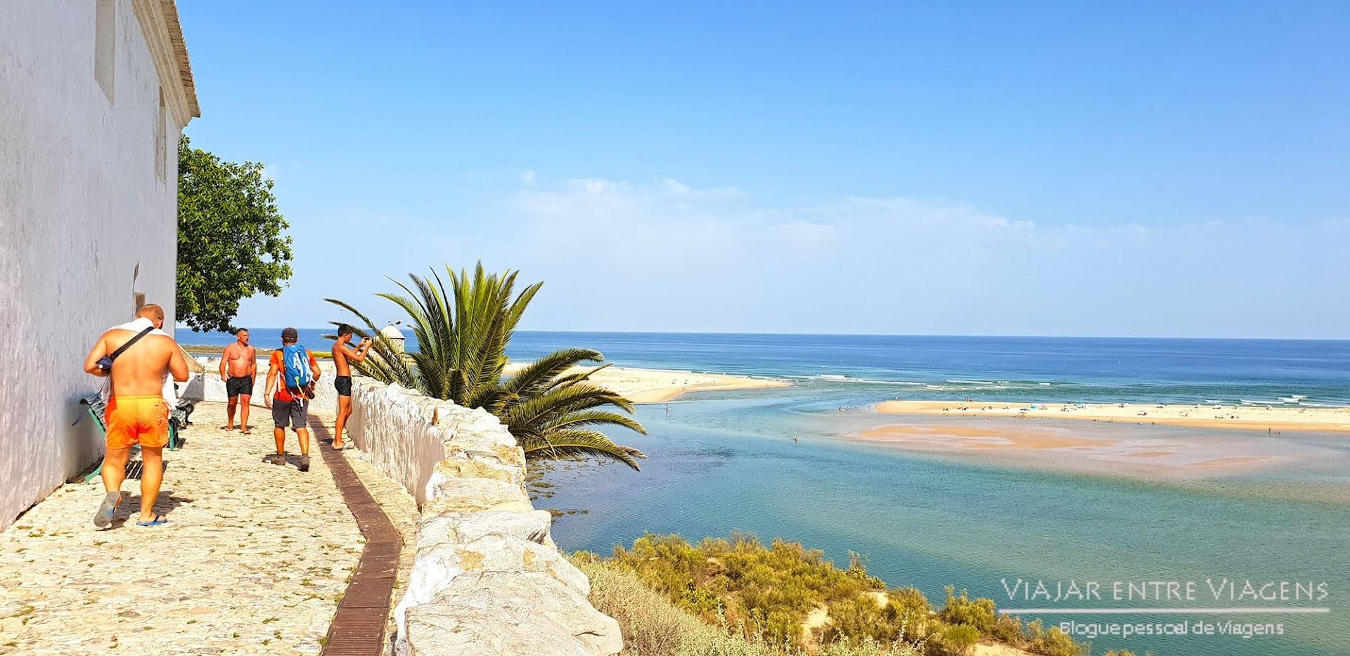 Visitar TAVIRA e CACELA VELHA | O que ver e fazer nas ilhas de Tavira, Cabanas de Tavira e Península de Cacela no Algarve