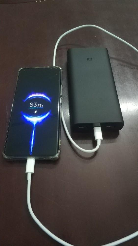 Pin sạc dự phòng 20000mAh Xiaomi PB200SZM 50W