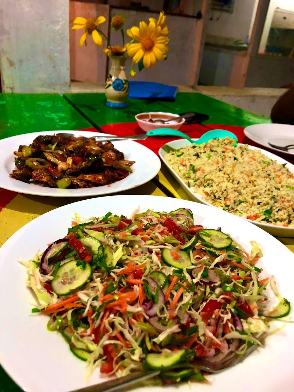 Delicious Food at Arugam Bay