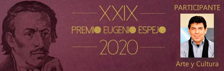 Premio Eugenio Espejo 2020 Presidencia del Ecuador