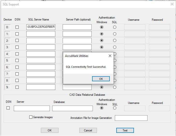 Cách Tạo Subfolder Gerber Accumark V10-V11-V12-V13 Sử Dụng SQL Server 37