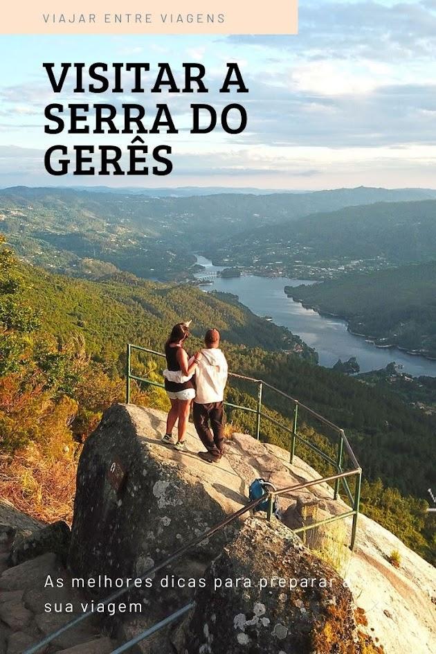 Visitar a SERRA DO GERÊS | O que ver e fazer na serra do Gerês para aproveitar trilhos, cascatas, piscinas naturais e gastronomia