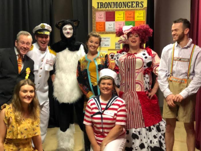 Theatre group raises charity cash
