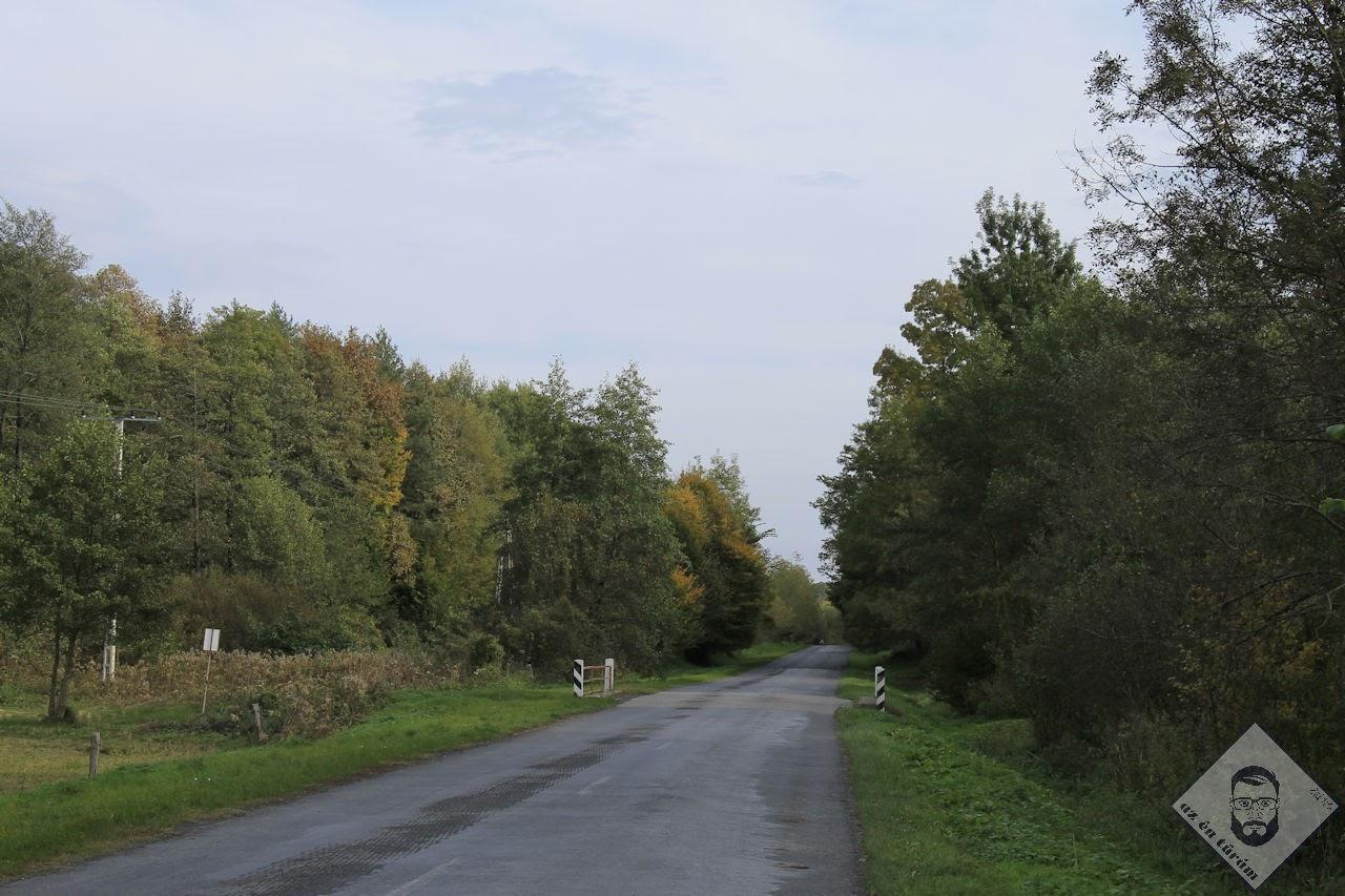 KÉP / Műúton