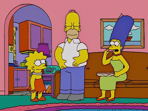 Los Simpsons 16x20 Un hogar lejos de Homero