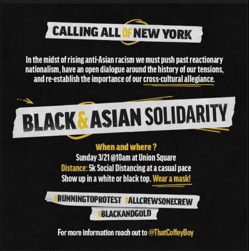 Black & Asian Solidarity
