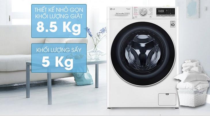 dòng máy giặt sấy Vivace