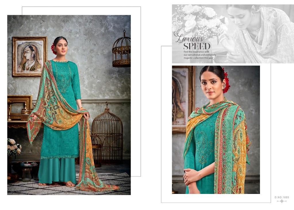 Sadhna Siyoni Plazzo Dress Material Manufacturer Wholesaler
