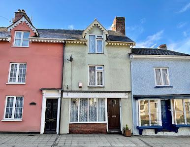 Llanfair property for sale