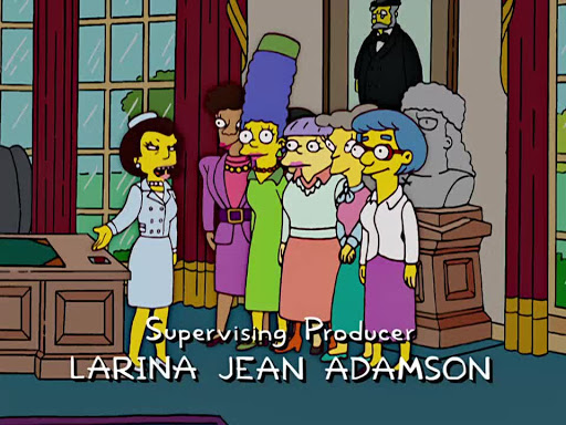 Los Simpsons 17x07 Los Dulces Tomates Rojos