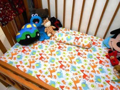 bed sheet from Cipadu