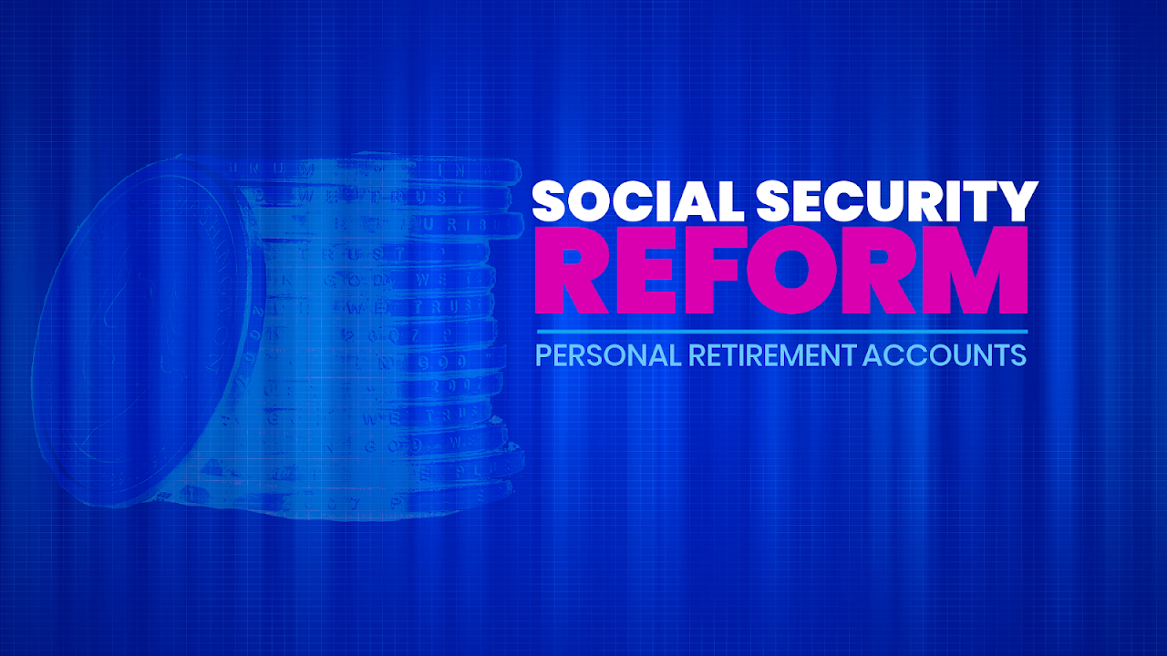 Reforming Social Security with Personal Retirement Accounts