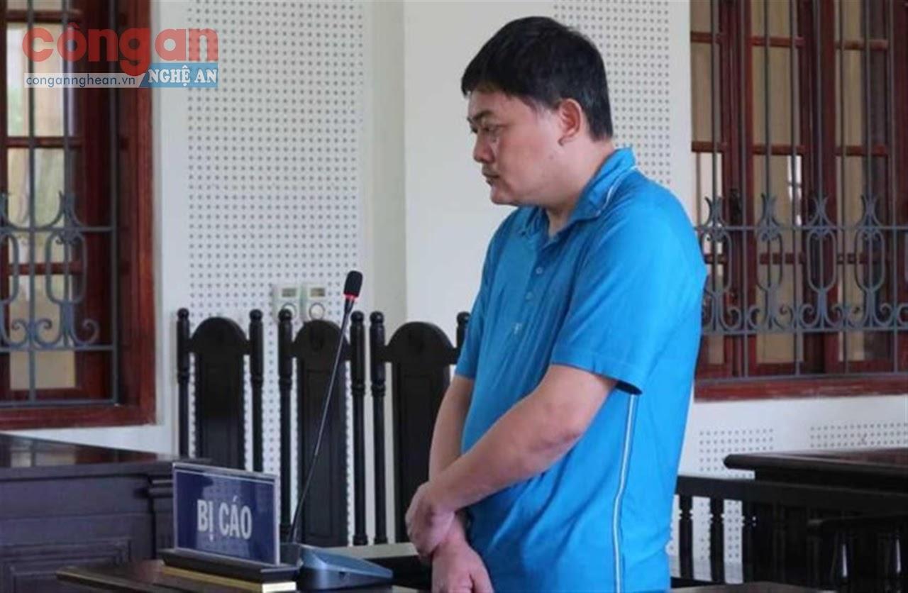 Bị cáo Lê Quang Hòa bị tuyên án 17 năm tù về tội lừa đảo