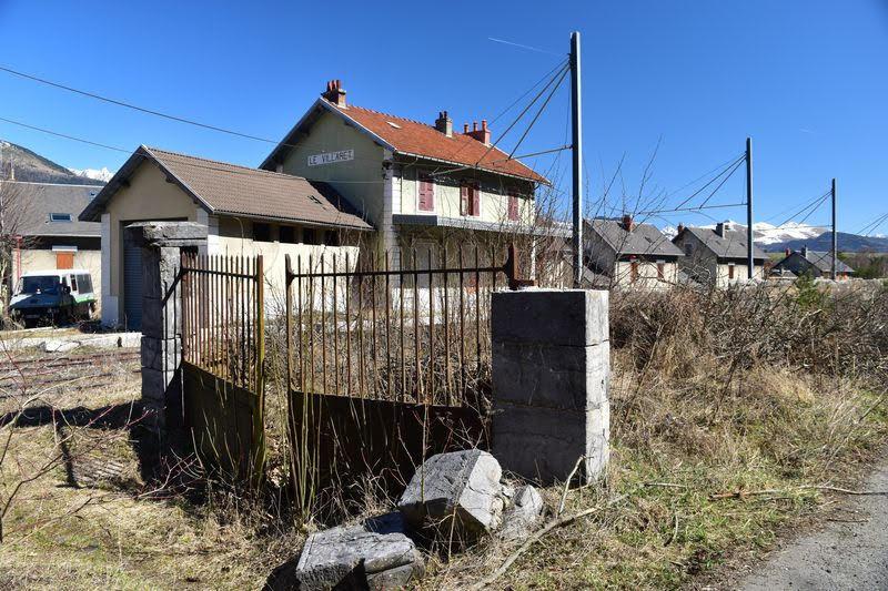 la gare du Villaret