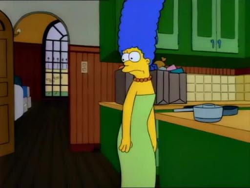 Los Simpsons 2x03 El Especial de Noche de Brujas de los Simpsons
