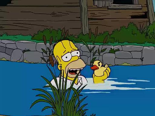 Los Simpsons 17x14 Bart Tiene dos Mamas