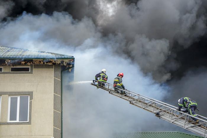 Fire Пожежа Пожар