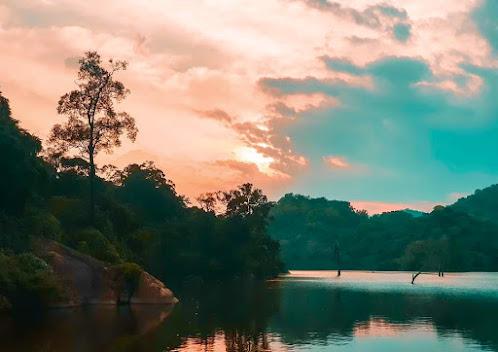 Buduruwagala Reservoir