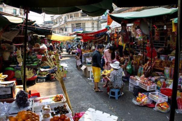 Mercado Antigo (Psar Chas)