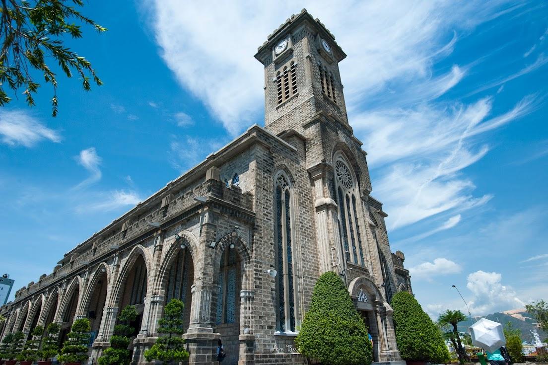 Nhà thờ Núi, Nha Trang