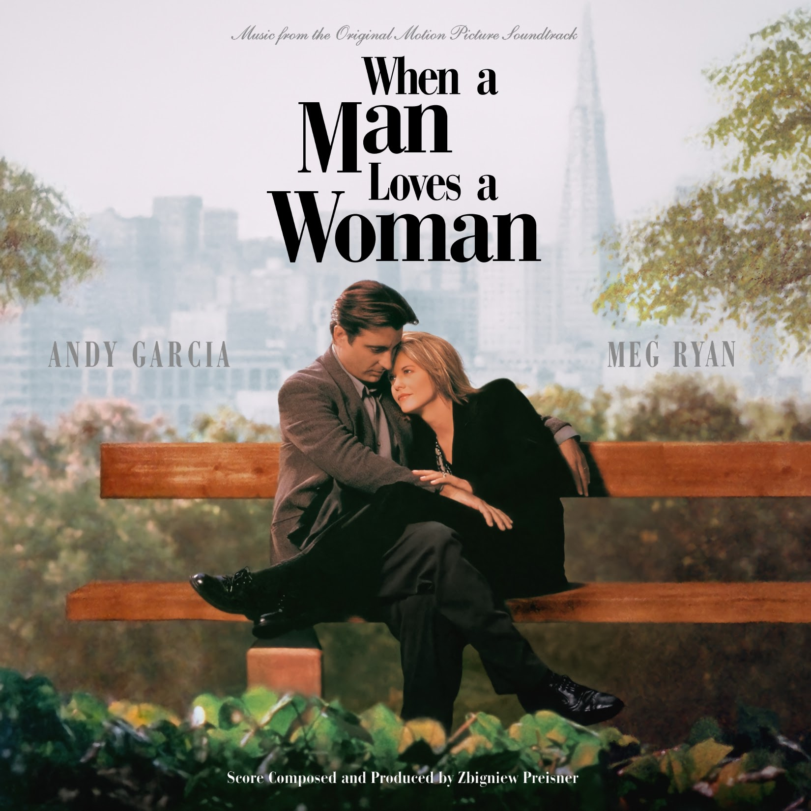 Album Artist: Zbigniew Preisner / Album Title: When a Man Loves a Woman (Music from the Original Motion Picture Soundtrack)