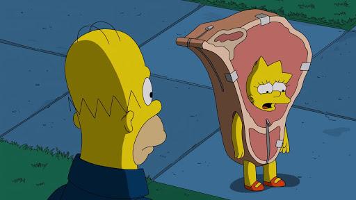Los Simpsons 30x09 Para Matar al Ruiseñor