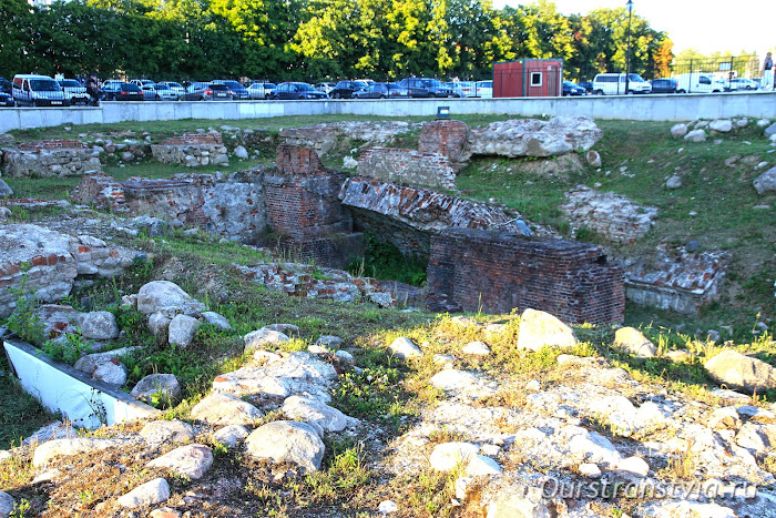 Руины Королевского замка, Кенигсберг
