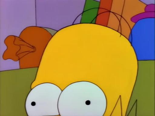 Los Simpsons 4x16 La Promesa