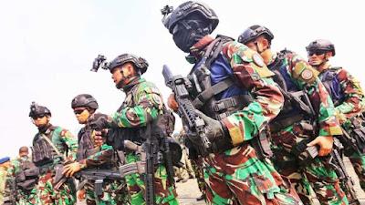 Terkonfirmasi Dua Prajurit TNI Gugur Diserang OTK di Bandara Yahukimo Papua