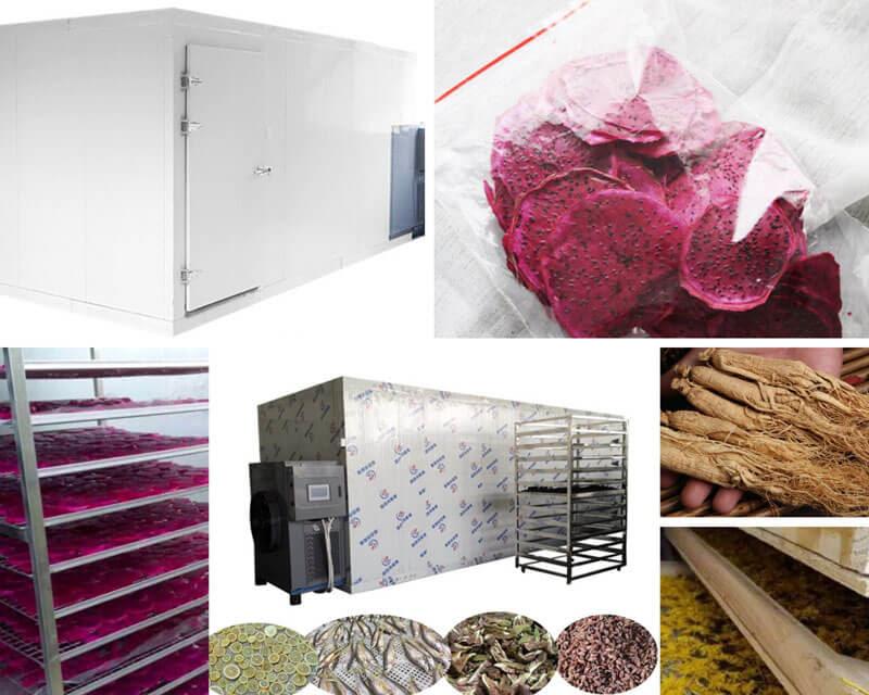 Giới thiệu về hệ thống máy sấy lạnh công nghiệp