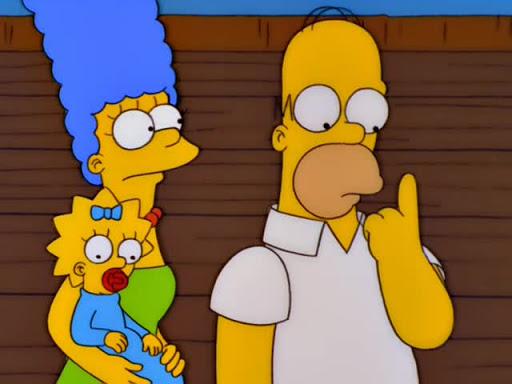 Los Simpsons 10x11 A un Bart Salvaje nadie puede destrozarlo