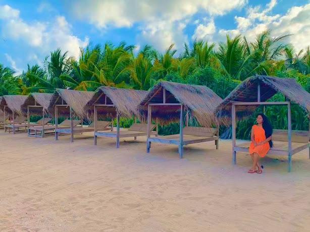 Uppuveli Beach