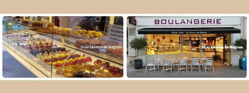 パリのパンオショコラ LES SAVEURS DE WAGRAM レ・サヴール・デュ・ワグラム