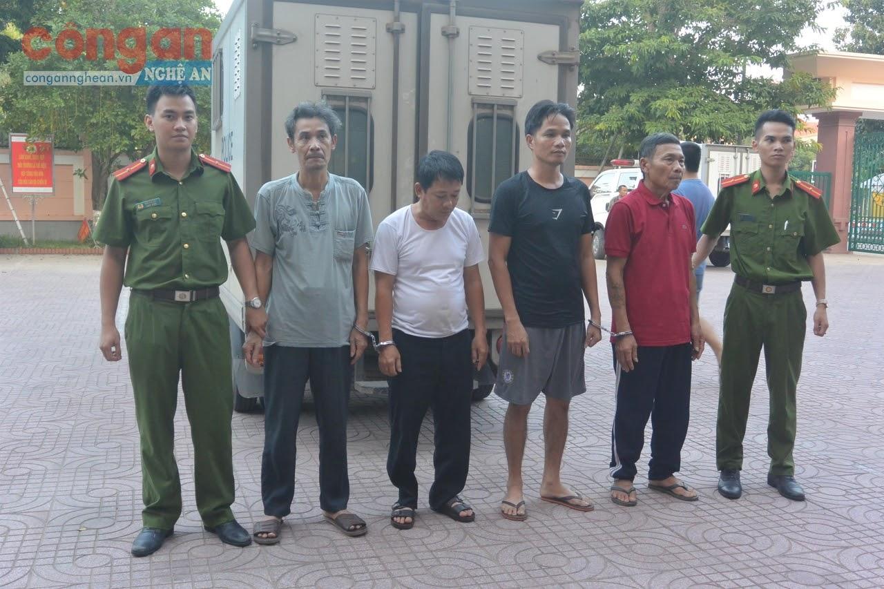 Phòng Cảnh sát Hình sự truy bắt thành công các đối tượng trốn nã ở phía Nam