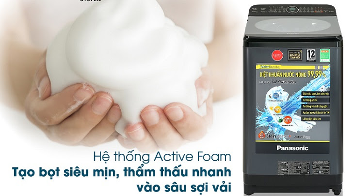 Hệ thống Active Foam