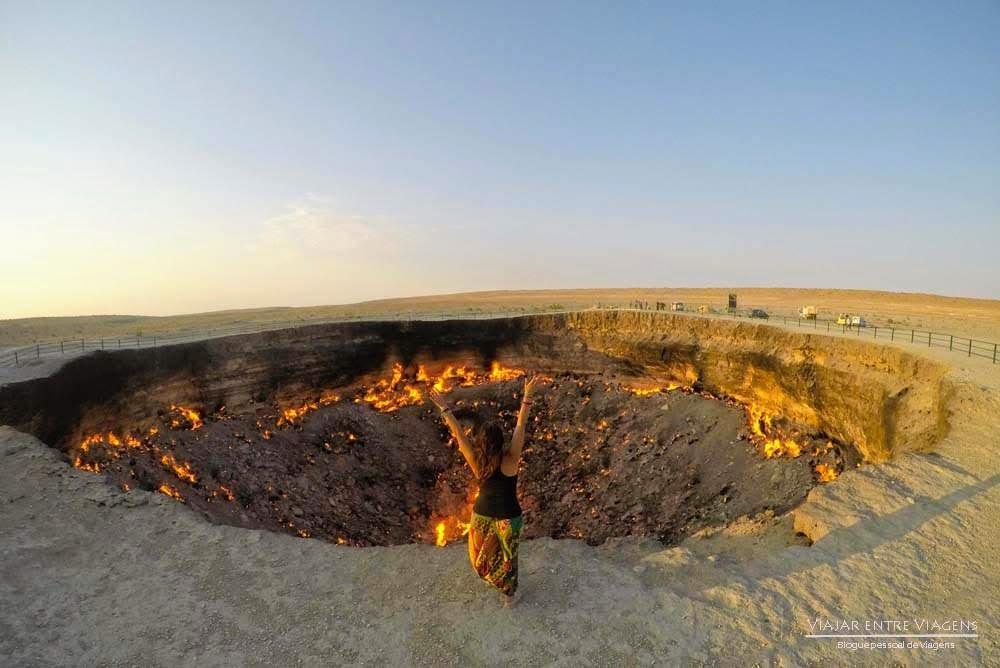 Viajar no Turquemenistão