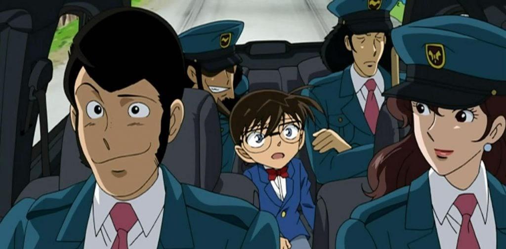 'Lupin III vs. Detective Conan: The Movie 1 (2009)