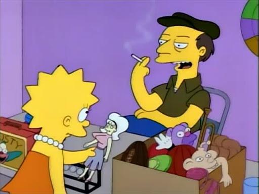 Los Simpsons 5x01 El Cuarteto de Homero