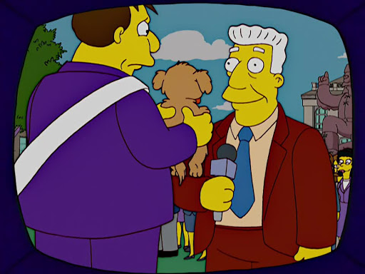 Los Simpsons 16x04 Ella era mi amiga